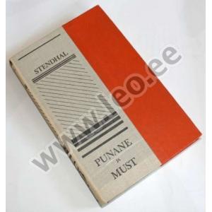 e89242502d5 Stendhal - PUNANE JA MUST. XIX SAJANDI KROONIKA - ER 1980 - www.leo.ee