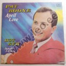 PAT BOONE - APRIL LOVE - (С60 24379 003) - 1986 (1987)