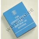 THE CONSTITUTION OF THE REPUBLIC OF ESTONIA - s.n., s.l., s.a.